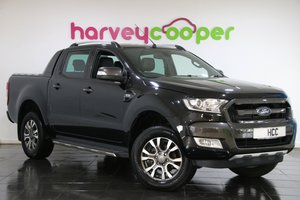 2018 Ford Ranger Pick Up Double Cab Wildtrak 3.2 TDCi 200 Auto 20 SOLD