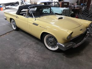 1957 Ford Thunderbird (Bridgeton, NJ) $42,500 obo
