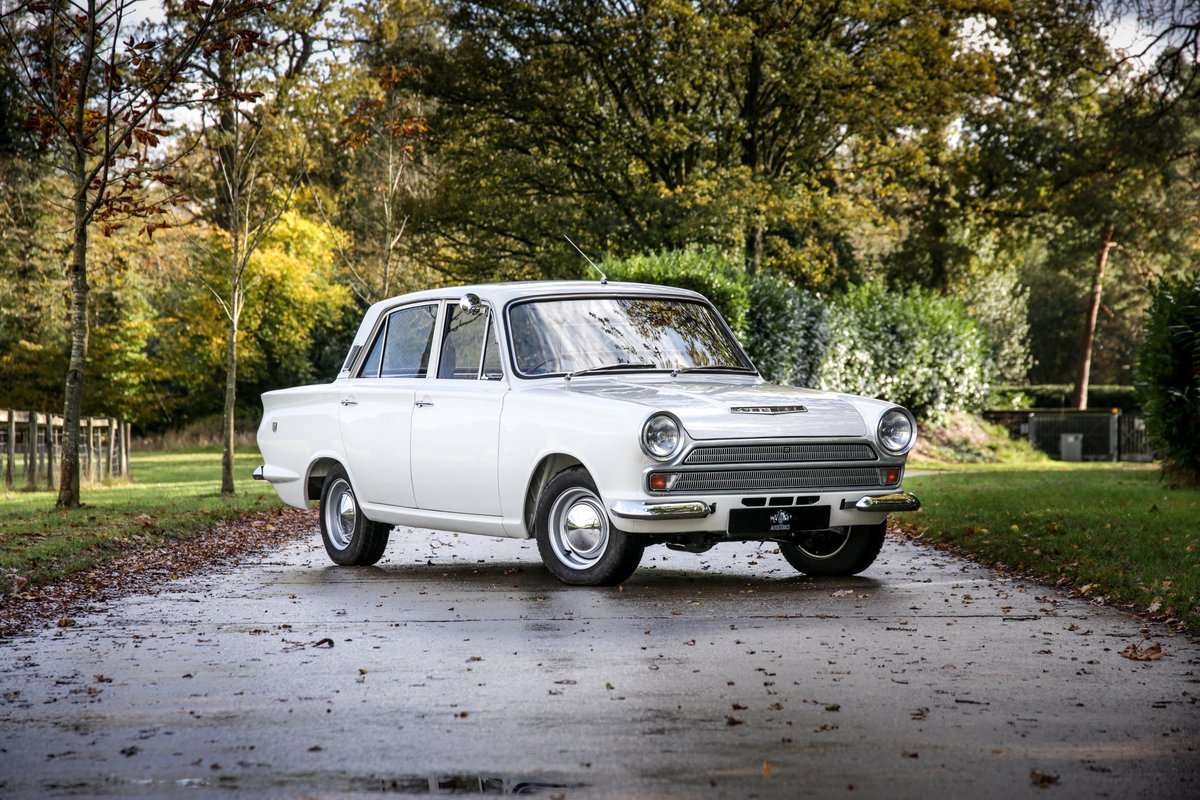 1966 Ford Cortina Mk1 GT For Sale (picture 1 of 24)