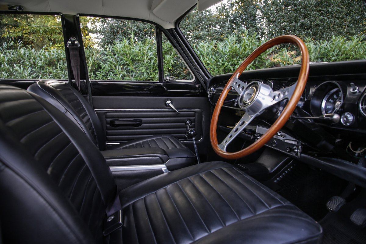 1966 Ford Cortina Mk1 GT For Sale (picture 6 of 24)