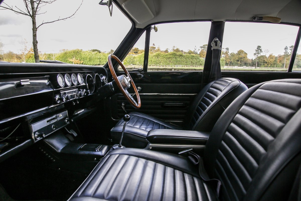 1966 Ford Cortina Mk1 GT For Sale (picture 7 of 24)