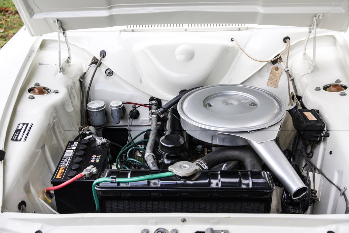 1966 Ford Cortina Mk1 GT For Sale (picture 16 of 24)