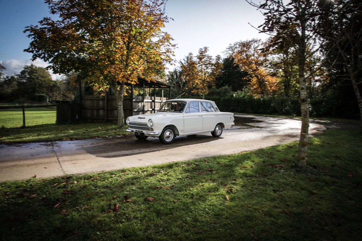 1966 Ford Cortina Mk1 GT For Sale (picture 23 of 24)