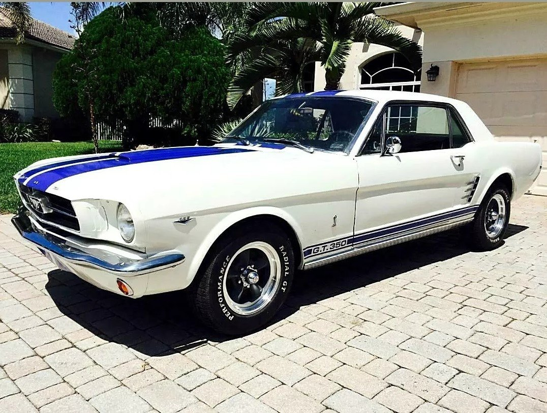 1965 Ford Mustang 289  For Sale (picture 1 of 6)