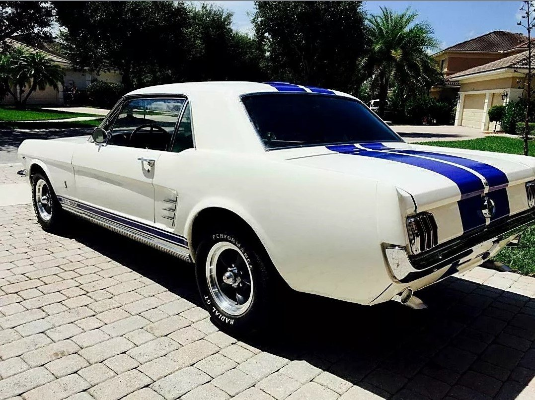 1965 Ford Mustang 289  For Sale (picture 3 of 6)