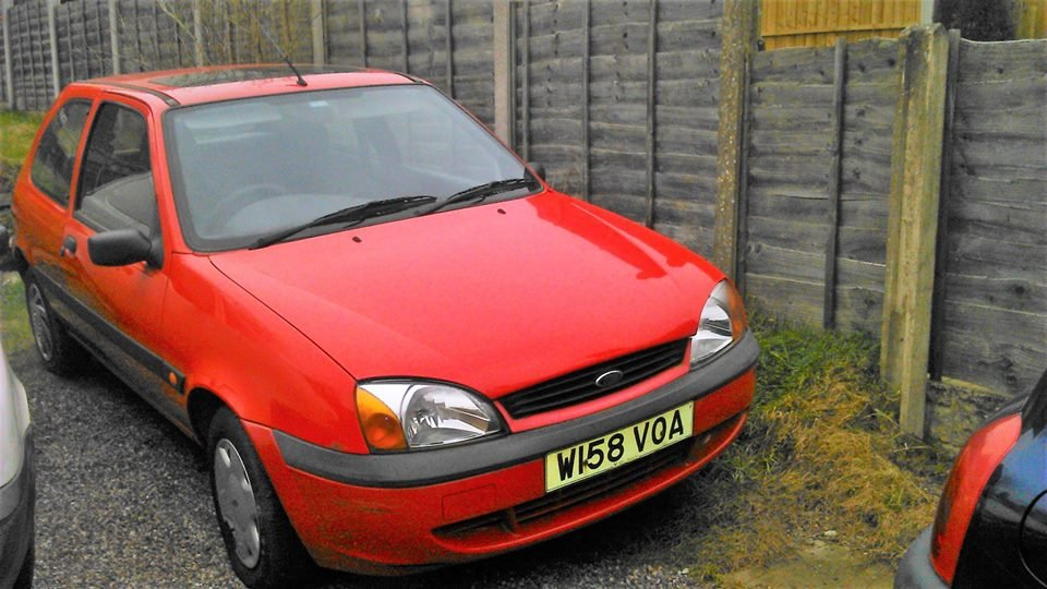 2000 Ford Fiesta Mk 5 For Sale (picture 1 of 6)