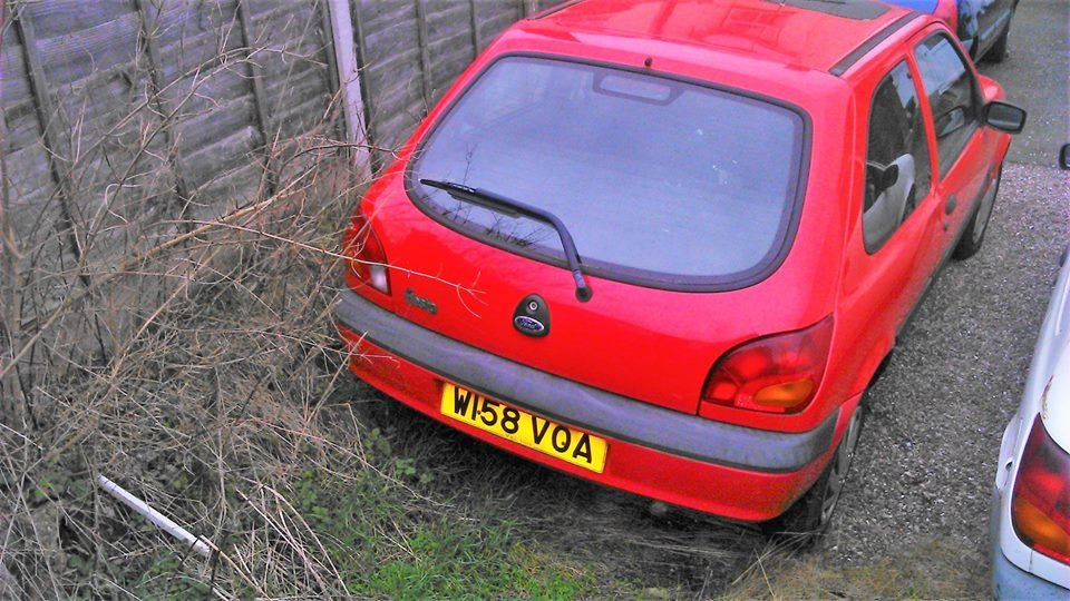 2000 Ford Fiesta Mk 5 For Sale (picture 2 of 6)