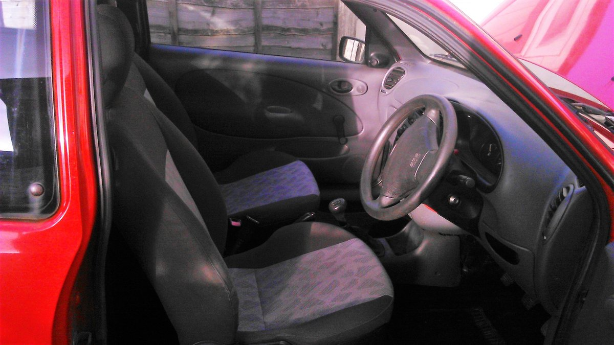 2000 Ford Fiesta Mk 5 For Sale (picture 3 of 6)
