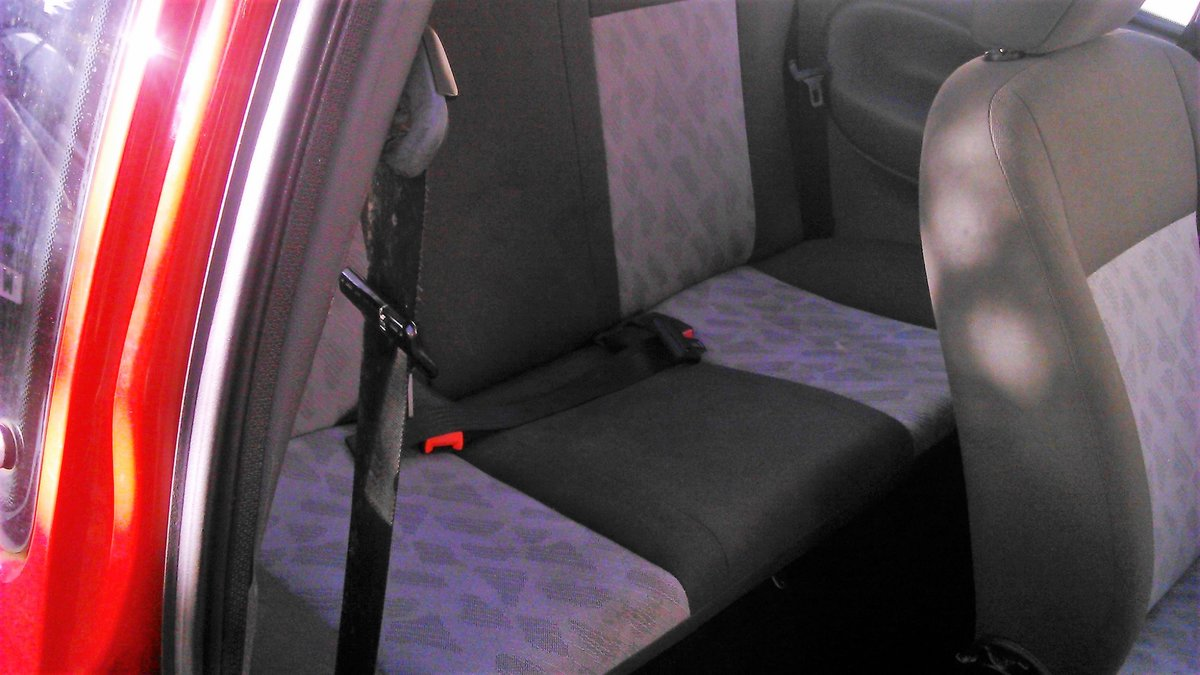 2000 Ford Fiesta Mk 5 For Sale (picture 4 of 6)