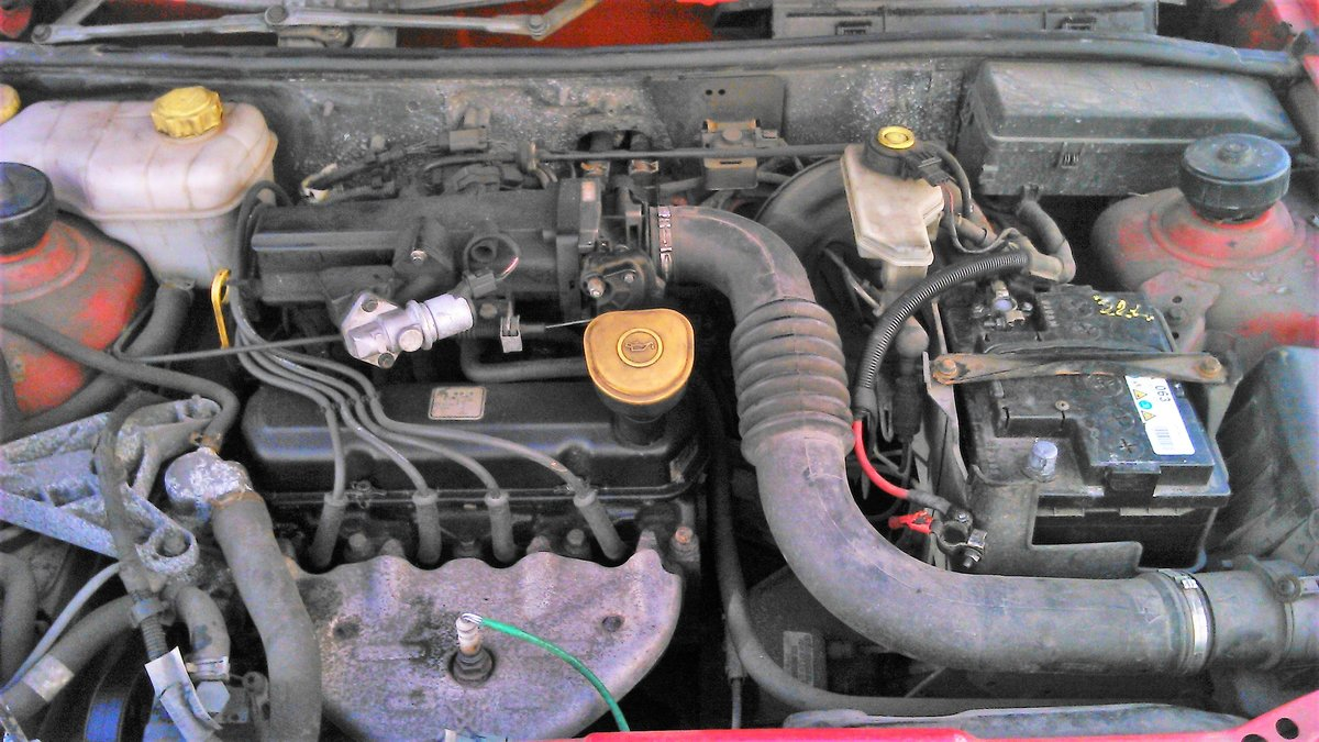 2000 Ford Fiesta Mk 5 For Sale (picture 6 of 6)