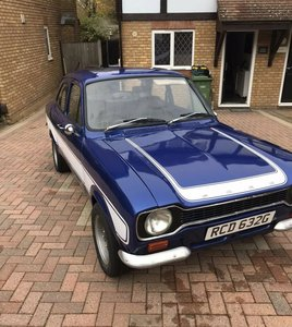 1969 Ford escort mk1 rs2000 replica