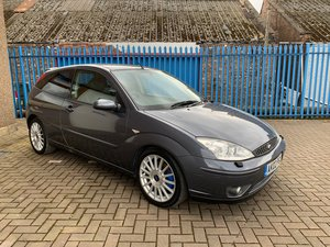 2002 Ford Focus ST 170 - Very low mileage!
