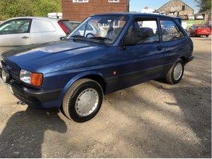 1988 Mk2 Fiesta popular plus For Sale