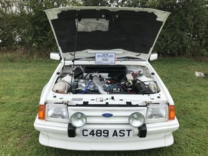 1986 Escort Series 1 RS Turbo For Sale