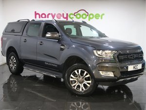 2017 Ford Ranger Pick Up Double Cab Wildtrak X 3.2 TDCi 200 Auto