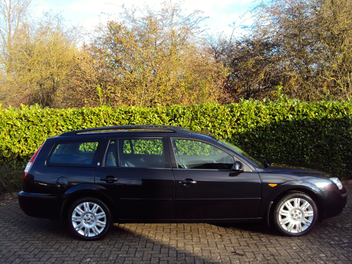 2001 WOW!! Ford Mondeo 2.0 TDDi Ghia X Estate *DEPOSIT RECEIVED* For Sale (picture 2 of 6)