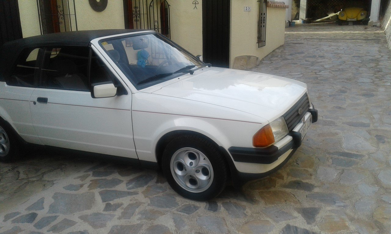 1985 MK 3 XR3i In original condition Low mileage  For Sale (picture 3 of 6)