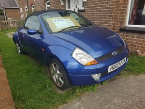 2003 Ford street ka long mot no advisories