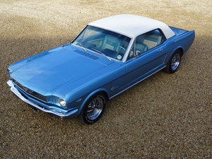 1966 Ford Mustang 1964 – £80k Rebuild/Show Car For Sale