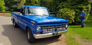 1972 F100 lwb pickup For Sale