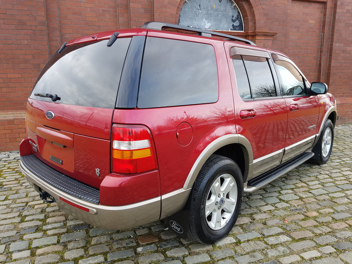 2004 FORD EXPLORER 4.6 EDDIE BAUER AUTOMATIC * 7 SEATER 4X4 For Sale (picture 2 of 6)