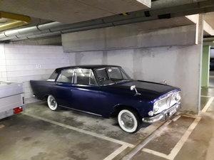 1965 Ford Zephyr 6 mk 3