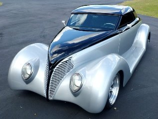 1939 Ford -Coast to Coast Custom Roadster LT1 Air~Ride $59. For Sale