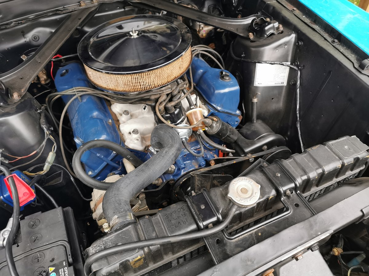 1970 Ford Mustang 351 Mach 1 For Sale (picture 4 of 6)