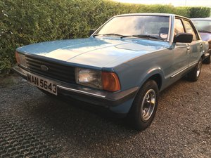 1981 Ford Cortina 1600 L manual 45K miles only