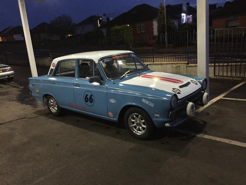 Ford cortina mk 1 only 1 previous owner from new For Sale (picture 1 of 6)