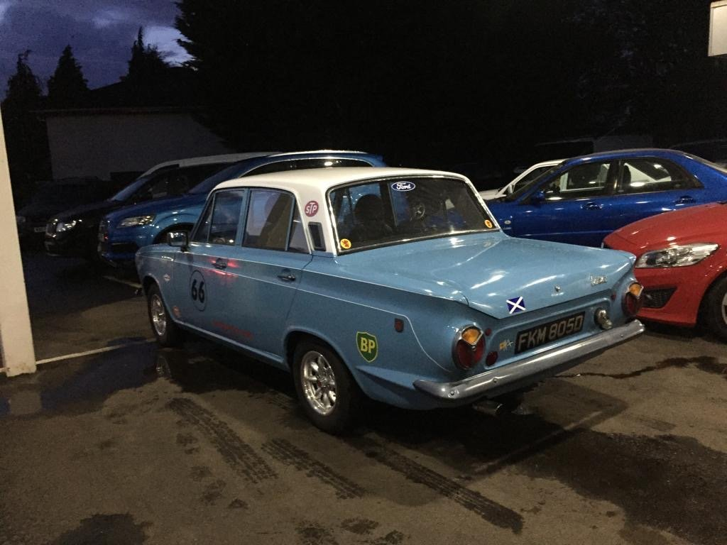 Ford cortina mk 1 only 1 previous owner from new For Sale (picture 2 of 6)