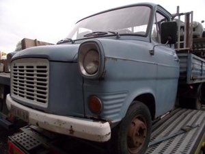 1974 Ford Transit Pickup For Sale by Auction