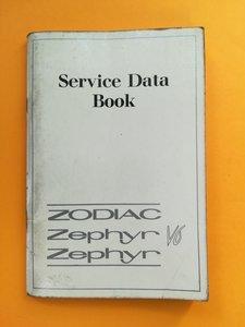 Ford Service Data Book