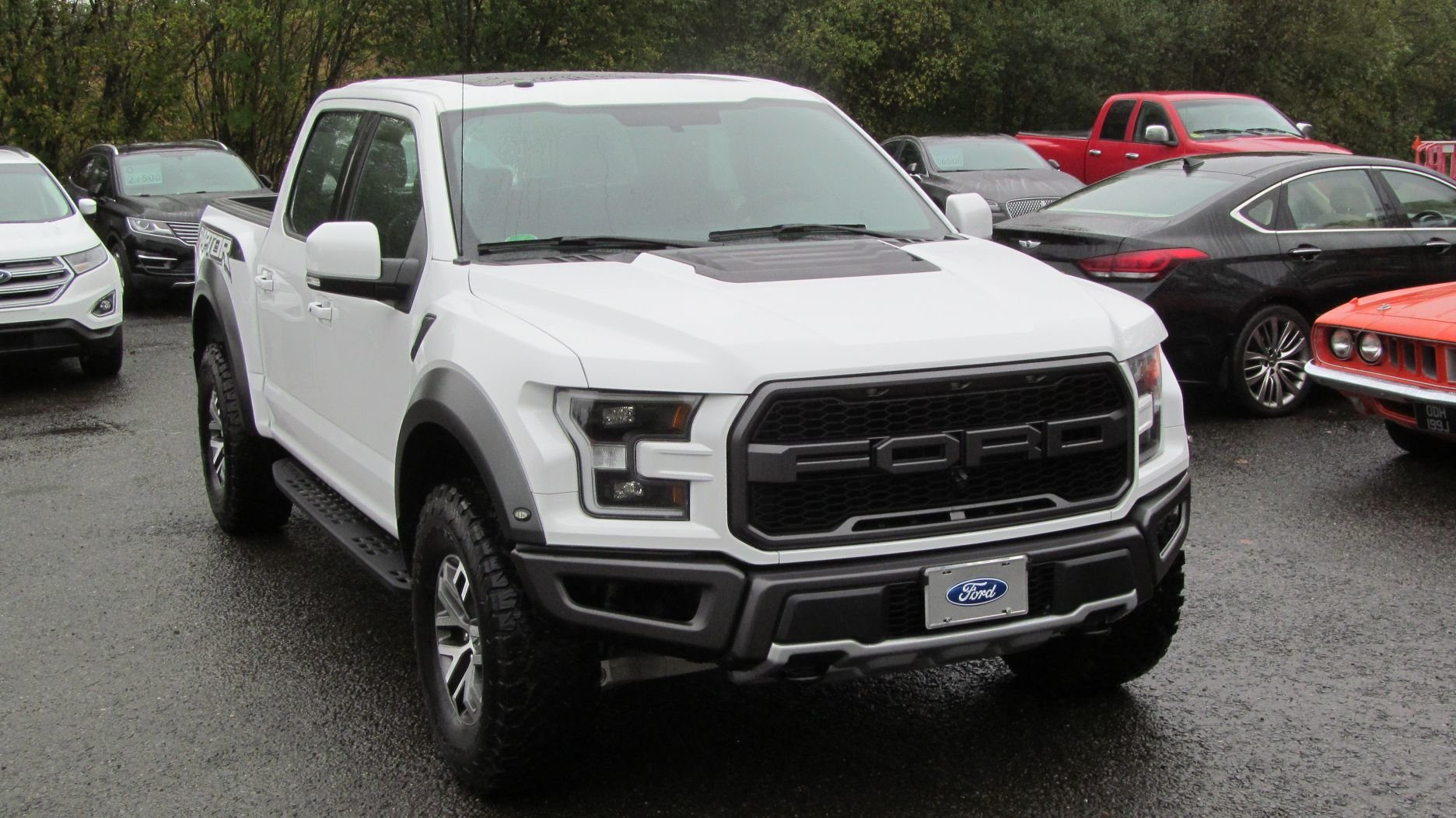 2018 Ford F150 RAPTOR SUPERCREW 4X4  SOLD (picture 1 of 5)