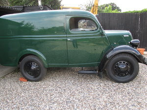 1953 Ford Thames van For Sale