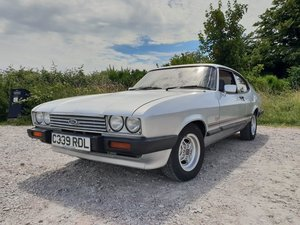 1985 Ford Capri 2.0 Laser - 40k - FSH For Sale