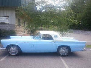 1957 Ford Thunderbird (Tewksbury, MA) $49,900 obo For Sale