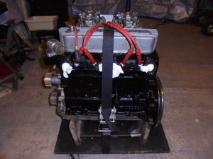 1970 Ford Crossflow 1800cc Dry Sump For Sale