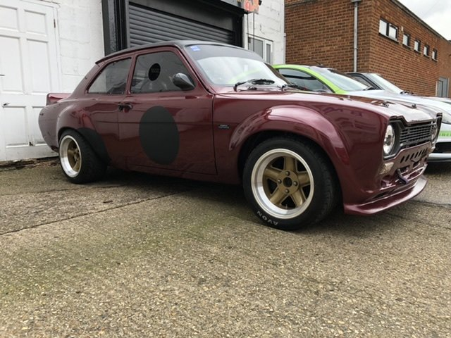 Mk1 Escort For Sale (picture 1 of 6)