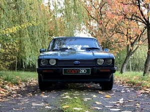 1987 Ford capri 280 brooklands turbo technics For Sale