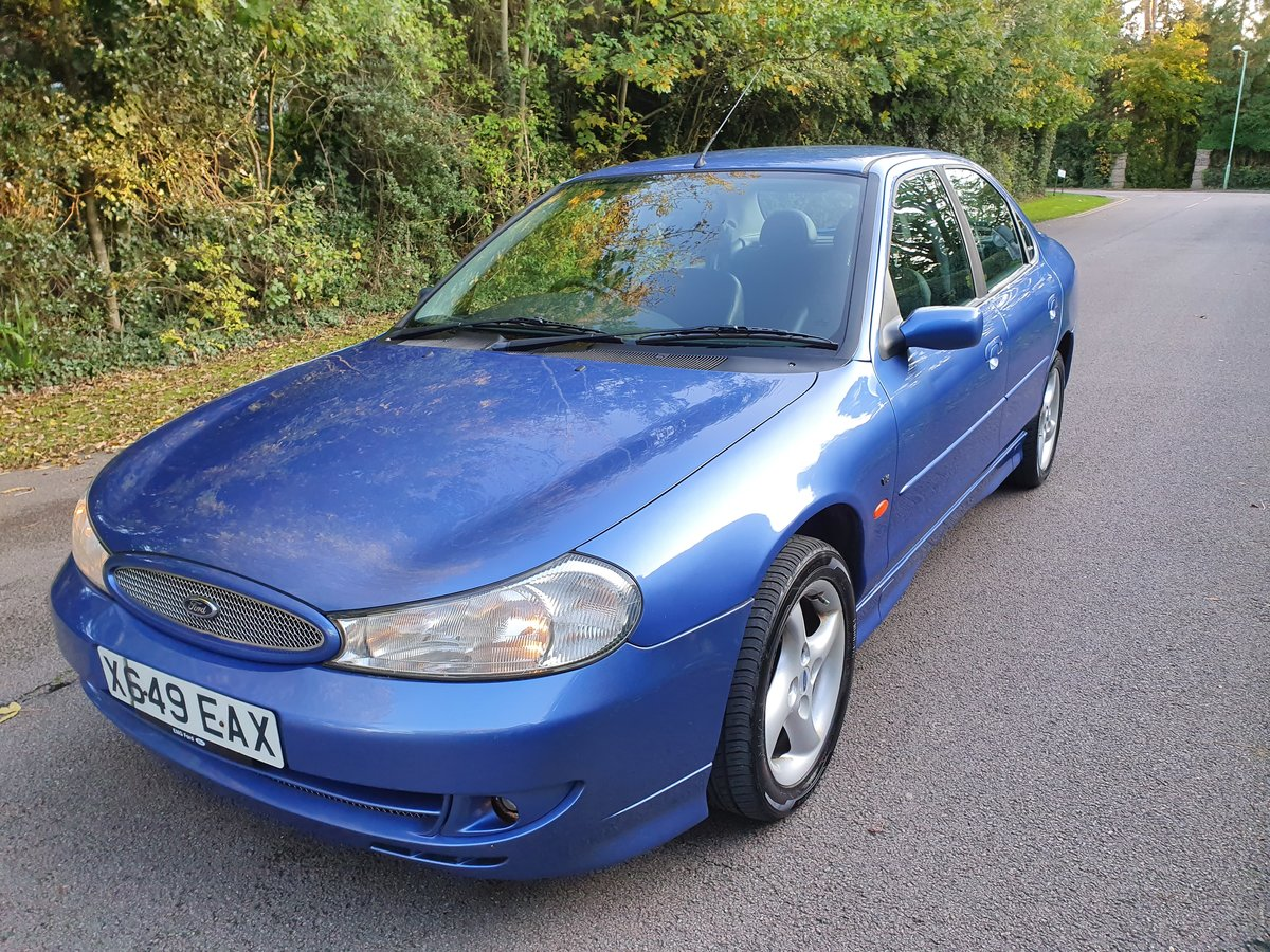 2000 Excellent And Rare Ford Mondeo ST24 5 Door With Service Hist For Sale (picture 6 of 6)