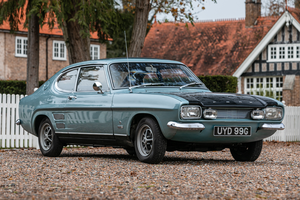 1969 Ford Capri MK1 GT XLR  For Sale by Auction