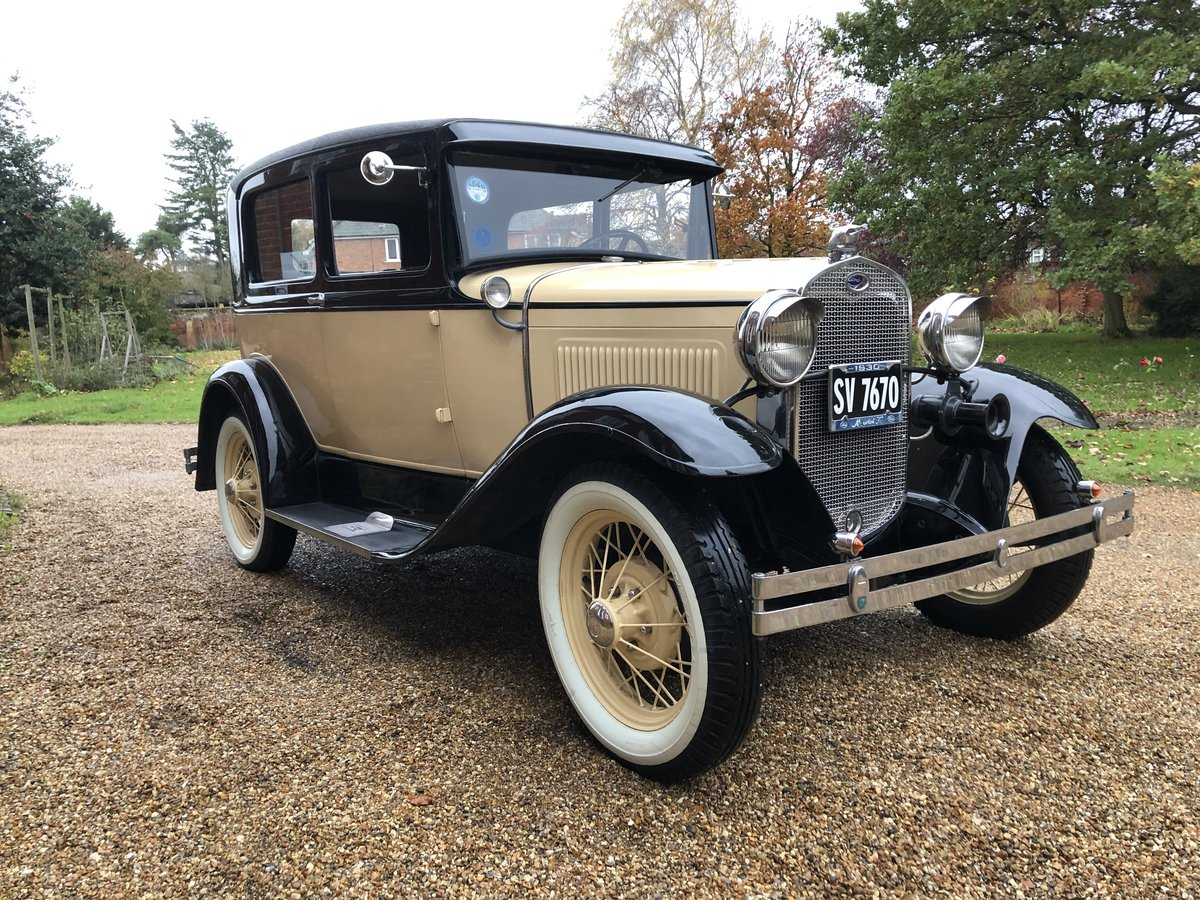 Ford Model A , 1929 For Sale (picture 1 of 24)