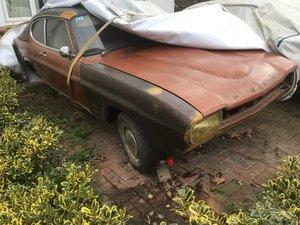 1973 Ford Capri 2.1 Osselli 190bhp For Sale