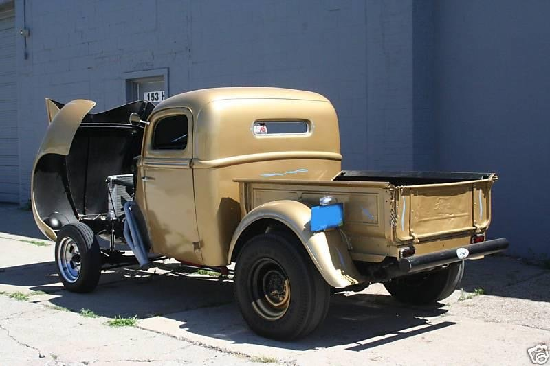 1940 Ford pickup Gasser Hot Rod For Sale (picture 2 of 4)