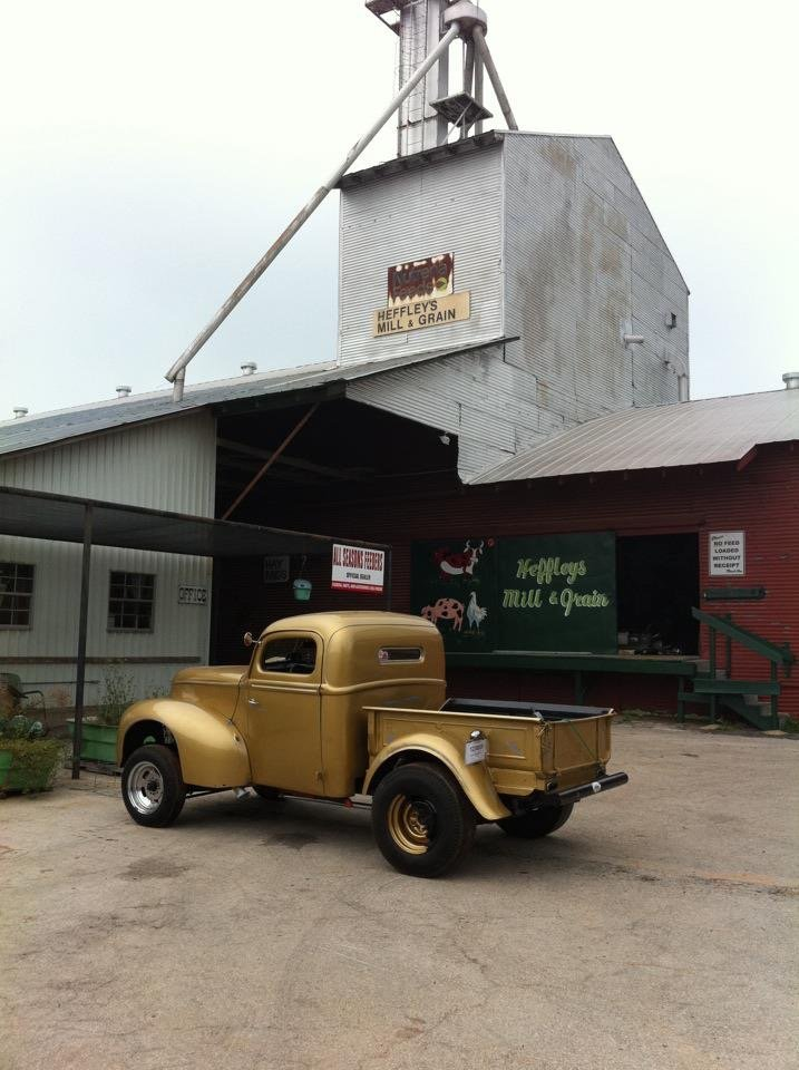 1940 Ford pickup Gasser Hot Rod For Sale (picture 4 of 4)