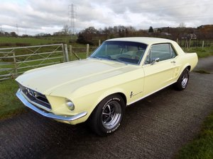 1967 Ford Mustang 351 Cleveland V8 SOLD