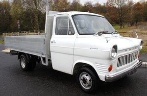 1974 Ford Transit Pick Up With New Aluminium Drop Side For Sale