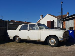 1965 Ford Zephyr Six - 40k - One Owner For Sale
