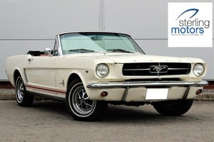1965 Ford Mustang 4.7 V8 289 Convertible  For Sale